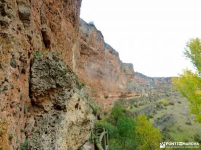 Hoces Río Duratón-Sepúlveda; la ruta del cares la senda del oso sistema central peña trevinca